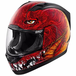 Casque Icon Alliance Gt - Lucifur