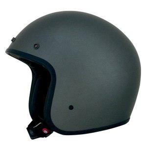 Casque FX76 SOLID MATT  Gris mat