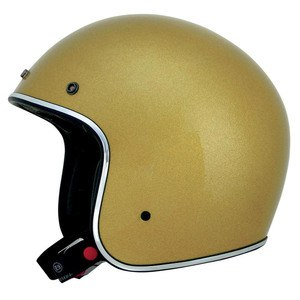 Casque FX76 METAL FLAKE  Or