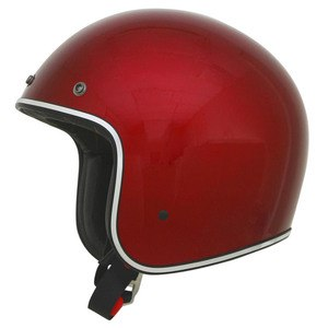 Casque FX76 CANDY APPLE RED  Rouge