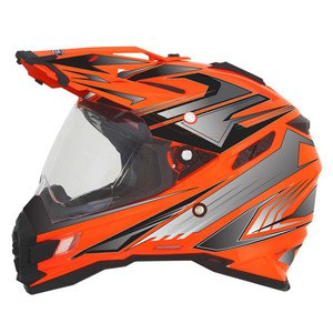 Casque FX41DS MULTI SAFETY ORANGE  orange fluo