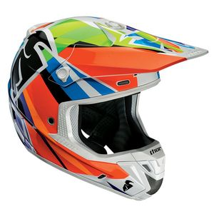 Casque cross VERGE - TRACER - MULTICOLOR -  2018 Multicolore