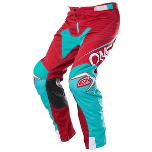 Pantalon Cross O'neal Mayhem Blocker Rouge Bleu 2017