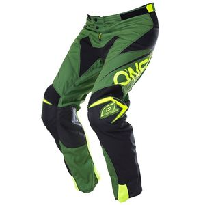 Pantalon Cross O'neal Mayhem Blocker Army Vert Noir 2017