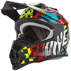 Casque cross 2 SERIES - YOUTH WILD - MULTI GLOSSY  Multi