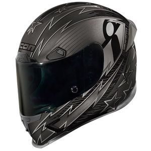 Casque Icon Airframe Pro Warbird Black