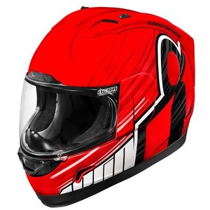 Casque ALLIANCE OVERLORD  Rouge