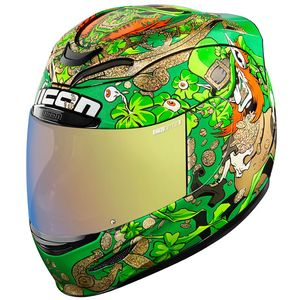 Casque Icon Airmada Lepricon