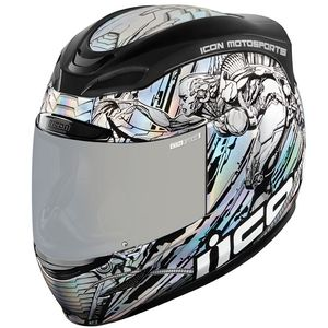 Casque Icon Airmada Mechanica