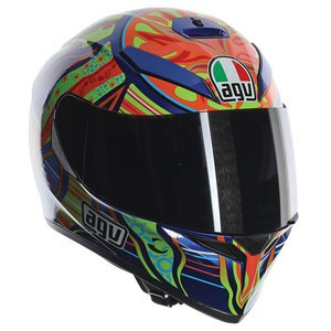 Casque K-3 SV - FIVE CONTINENTS  Multicolore