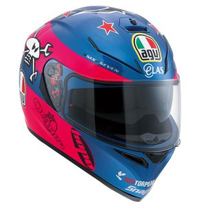 Casque K-3 SV - GUY MARTIN  Pink