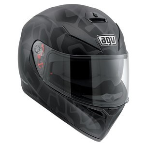 Casque K3 SV AERIAL  Grey/Black