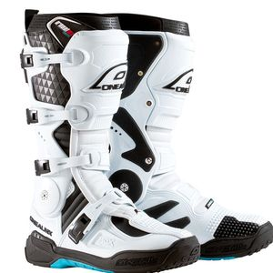 Bottes Cross O'neal Rdx - White 2019