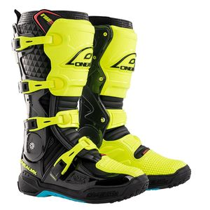 Bottes Cross O'neal Rdx - Black Hi Viz 2019