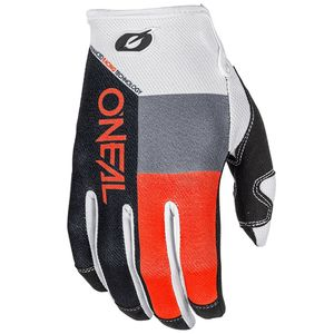Gants Cross O'neal Mayhem Split - Noir Orange - 2018