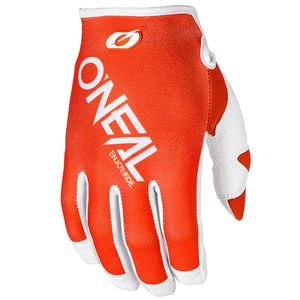 Gants Cross O'neal Mayhem Two-face - Orange Blanc - 2018