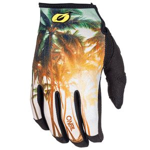 Gants Cross O'neal Mayhem - Palms - Multicolore 2019