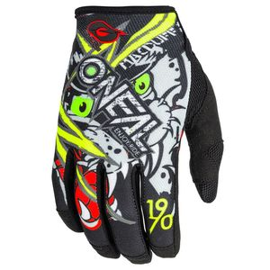 Gants Cross O'neal Mayhem - Matt Mac Duff Signature - Multicolore 2019