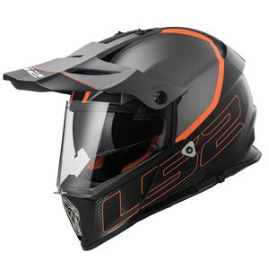 Casque MX436 - PIONEER - ELEMENT  Noir mat