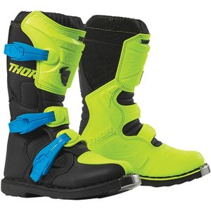 Bottes Cross Thor Blitz Xp Flo Acid/black Enfant 2019