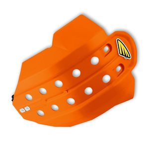 Sabot moteur full armor orange