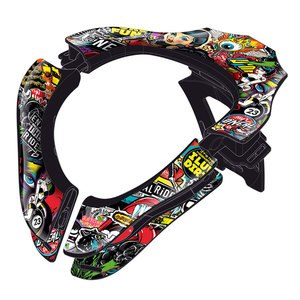Protection cervicale TRON - CRANK 2019 Multicolore