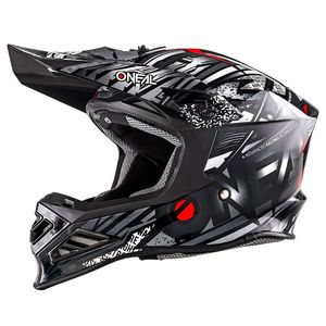 Casque cross 8 SERIES - SYNTHY - BLACK 2020 Black