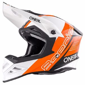 Casque Cross O'neal 8 Series Nano - Orange (mat) - 2018