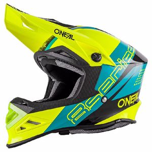 Casque Cross O'neal 8 Series Nano - Bleu (mat) - 2018