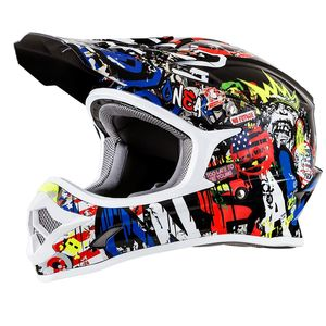 Casque Cross O'neal 3 Series - Rancid - Multicolore 2019
