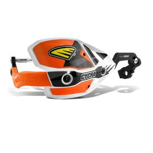 Protèges-mains Ultra CRM 28.6mm  Blanc/Orange