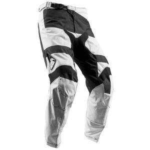 Pantalon Cross Thor Pulse Level - Noir Blanc - 2018