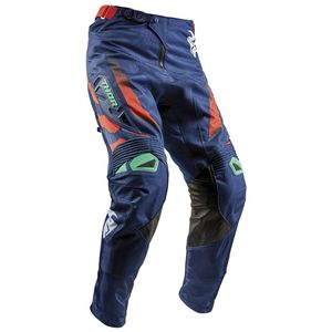 Pantalon Cross Thor Fuse Rampant - Bleu Orange - 2018