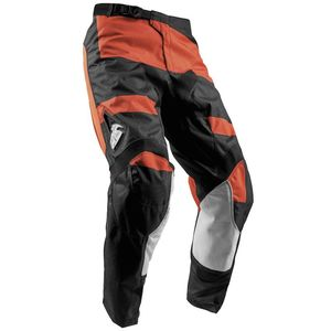 Pantalon cross YOUTH PULSE LEVEL - NOIR ORANGE -   Noir/Orange