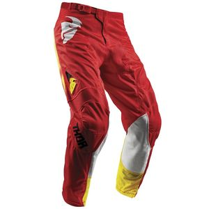 Pantalon cross YOUTH PULSE AIR RADIATE - ROUGE -   Rouge