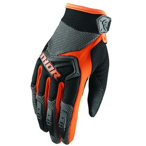 Gants Cross Thor Spectrum Charcoal Orange 2019