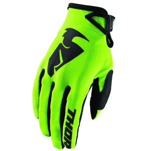 Gants Cross Thor Sector Lime 2019