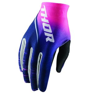 Gants Cross Thor Void Dashe Pink Blue Femme 2019