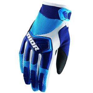 Gants Cross Thor Spectrum Navy Blue White Enfant 2019