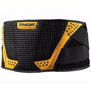 Ceinture CLINCH BLACK YELLOW 2019 Noir/Jaune
