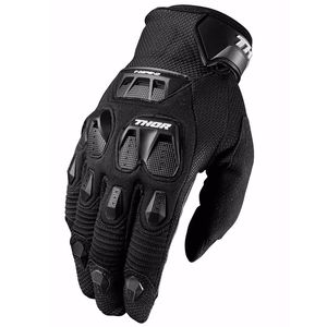 Gants Cross Thor Defend - Noir - 2018