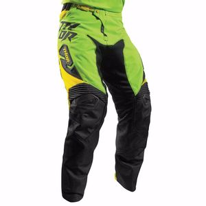 Pantalon cross YOUTH FUSE DAZZ  - VERT JAUNE  Vert/Jaune