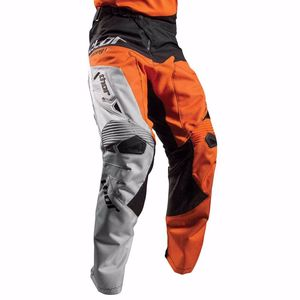 Pantalon cross FUSE PININ  - ORANGE NOIR 2017 Orange/Noir