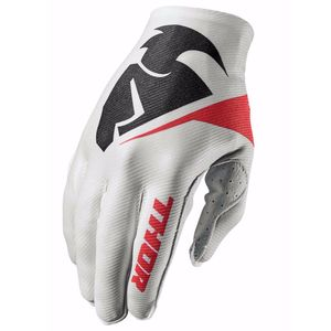 Gants cross INVERT FLECTION WHITE 2019 Blanc
