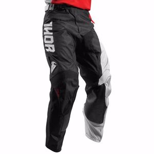 Pantalon cross YOUTH PULSE AKTIV  - NOIR ROUGE  Noir/Rouge
