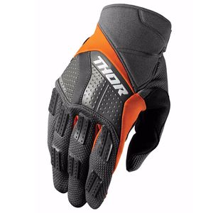 Gants Cross Thor Rebound - Charbon Orange - 2018