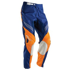 Pantalon cross YOUTH PHASE HYPERION  NAVY ORANGE  Bleu/Orange