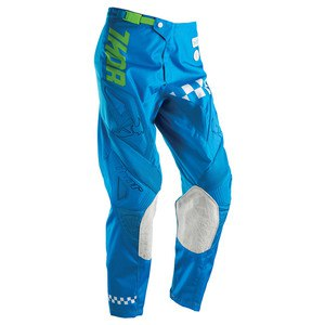 Pantalon cross YOUTH PHASE RAMBLE  BLUE GREEN  Bleu/Vert