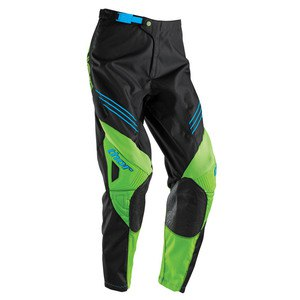 Pantalon Cross Thor Youth Phase Hyperion Black Green 2016