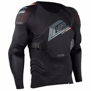 Gilet de protection BODY PROTECTOR 3DF AIRFIT 2018 Noir